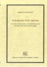 Toleranz und Irenik
