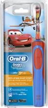 Oral-B Stages Cars-Planes Elektrische Zahnbürste rot/blau