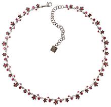 Konplott Kette Eternal Glory red antique silver