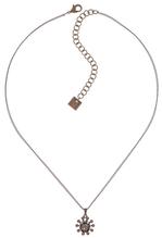 Konplott Kette pendant Pool-Side Flower pink antique copper