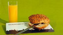 Frühstücksbrettchen