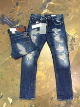 3301 SLIM restored Denim