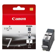 Canon Tintenpatrone PGI7BK 2444B001 570Seiten 25ml schwarz