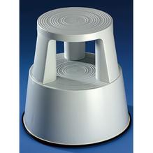 WEDO Rollhocker Step 212237 290mm Kunststoff lichtgrau
