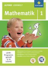 Alfons Lernwelt Lernsoftware Mathematik 1. CD-ROM