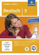 Alfons Lernwelt Lernsoftware Deutsch 3