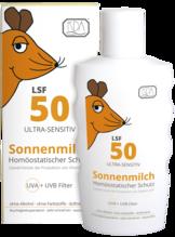 Sonnenmilch Lsf 50 Die Maus Kda 125 ml