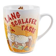 Nici Porzellan-Tasse 'Langschläfertasse'