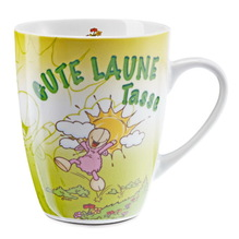 Nici Porzellan-Tasse 'Gute Laune Tasse'