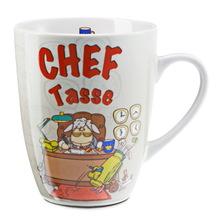 Nici Porzellan-Tasse 'Chef Tasse'