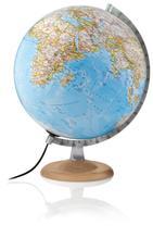 National Geopraphic Silver Classic Globus