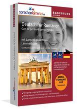 Sprachenlernen24.de Deutsch für Rumänen Basis PC CD-ROM