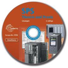 Lösungs-CD zu 30009 - SPS Theorie und Praxis | Tapken, Herbert
