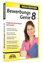 BewerbungsGenie 8 - Einfach professionale Bewerbungen schreiben