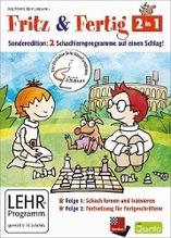 Fritz & Fertig Sonderedition 2in1 | Hilbert, Jörg; Lengwenus, Björn