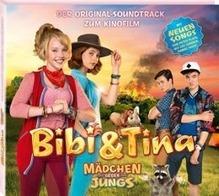 Bibi & Tina - Der Soundtrack zum 3. Kinofilm 'Mädchen gegen Jungs'