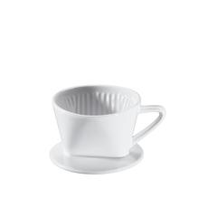 Kaffeefilter weiß - Größe 1