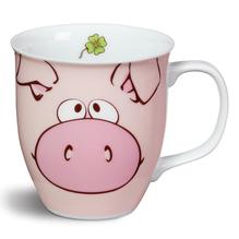 Nici Porzellan-Tasse 'Schwein'