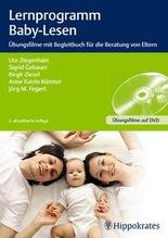 Lernprogramm Baby-Lesen (DVD + Infoheft) | Fegert, Jörg M.; Gebauer, Sigrid; Künster, Anne Katrin; Ziegenhain, Ute; Ziesel-Schmidt, Birgit