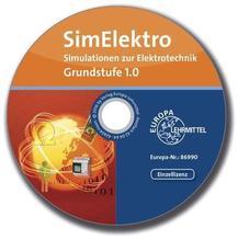 SimElektro - Simulationen zur Elektrotechnik Einzellizenz | Käppel, Thomas