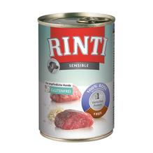 Rinti Sensible Ross, Entenherzen und Reis