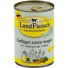 Landfleisch Hausmannskost  Geflügel extra mager 12x400g