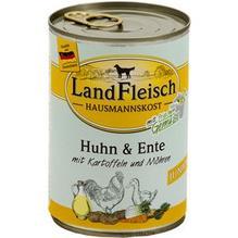 Landfleisch Hausmannskost Junior Huhn&Ente 12x400g