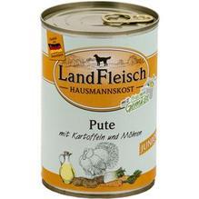 Landfleisch Hausmannskost Junior Pute 12x400g