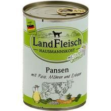 Landfleisch Hausmannskost Pansen mit Reis 12x400g