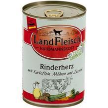 Landfleisch Hausmannskost Rinderherz&Kartoffeln 12x400g