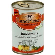 Landfleisch Hausmannskost Rinderherz&Spirellis 12x400g