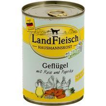 Landfleisch Hausmannskost Senior Geflügel&Reis 12x400g