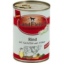 Landfleisch Hausmannskost Senior Rind&Kartoffeln 12x400g