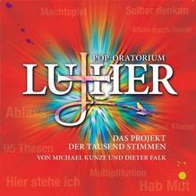 Pop-Oratorium Luther | Kunze, Michael