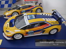 30766 Carrera Digital 132 Lamborghini Huracan GT3 No. 19