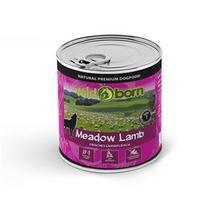 Wildborn Dose Meadow Lamb mit Lammfleisch
