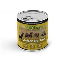 Wildborn Dose Golden Buffalo mit Büffel