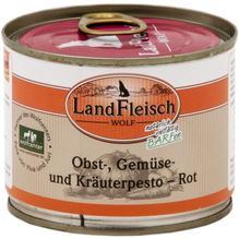 Landfleisch Wolf Pesto Rot