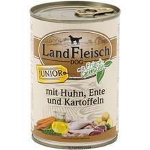 Landfleisch Junior Huhn & Ente&Kartoffeln