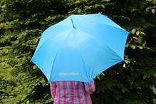 Regenschirm 'Attendorn- dreimalig einmalig'