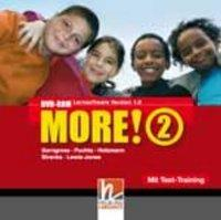 MORE! 2 DVD-ROM mit Schularbeiten-Training | Gerngross, Günter; Puchta, Herbert; Holzmann, Christian; Stranks, Jeff; Lewis-Jones, Peter