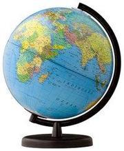 Terra Leuchtglobus 552610Q, politisch/physisch