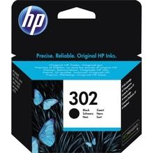 HP Tintenpatrone F6U66AE#UUS Nr.302 190Seiten schwarz