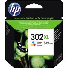 HP Tintenpatrone F6U67AE#UUS Nr.302XL 330Seiten c/m/y