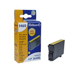 Pelikan Tintenpatrone 4105868 H60 wie HP CB325EE 13ml gelb