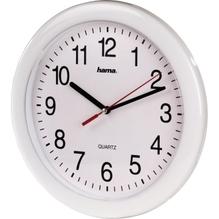 Hama Wanduhr PP-250 00113921 25cm analog Kunststoff ws
