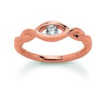 Viventy Damen Ring mit Zirkonia Weite 54 (17.2) 776561-54