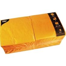PAPSTAR Serviette 81658 33x33cm 1/4Falz3lag nektarine 250 St./Pack.