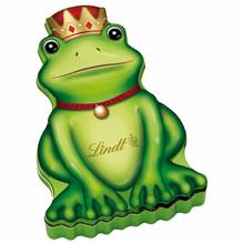 Lindt 'Froschkönig' Dose, 50g