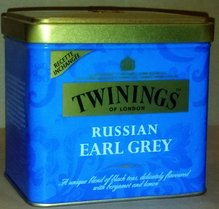 Twinings Tee Russian Earl Grey 150g lose